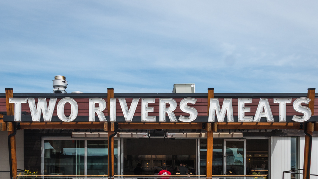 Junior / Senior team fundraiser with Two Rivers Specialty Meats